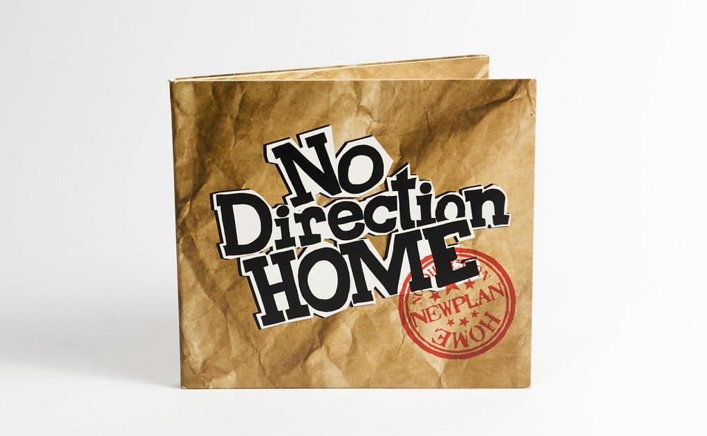 Cover No Direction Home